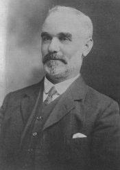 Photo portrait of Captain Frederick Parslow