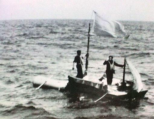 The South Atlantic – Abandon Ship!
